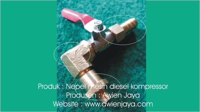 Nepel mesin diesel kompressor image