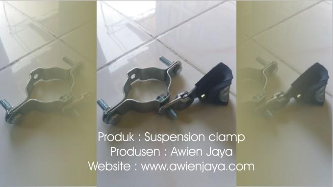 Produk Alat Listrik PLN dan Telkom - Suspension clamp - image